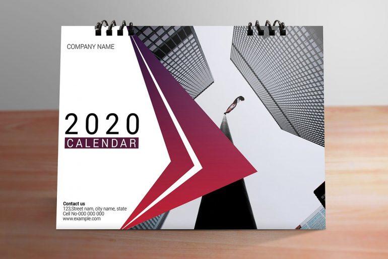 cetak kalender 2020