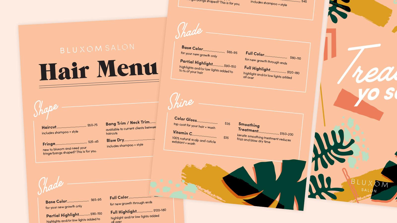 cetak buku menu