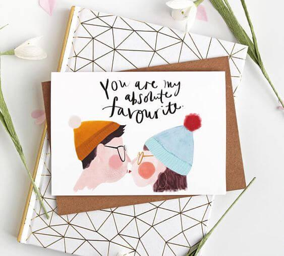 cetak kartu ucapan valentine